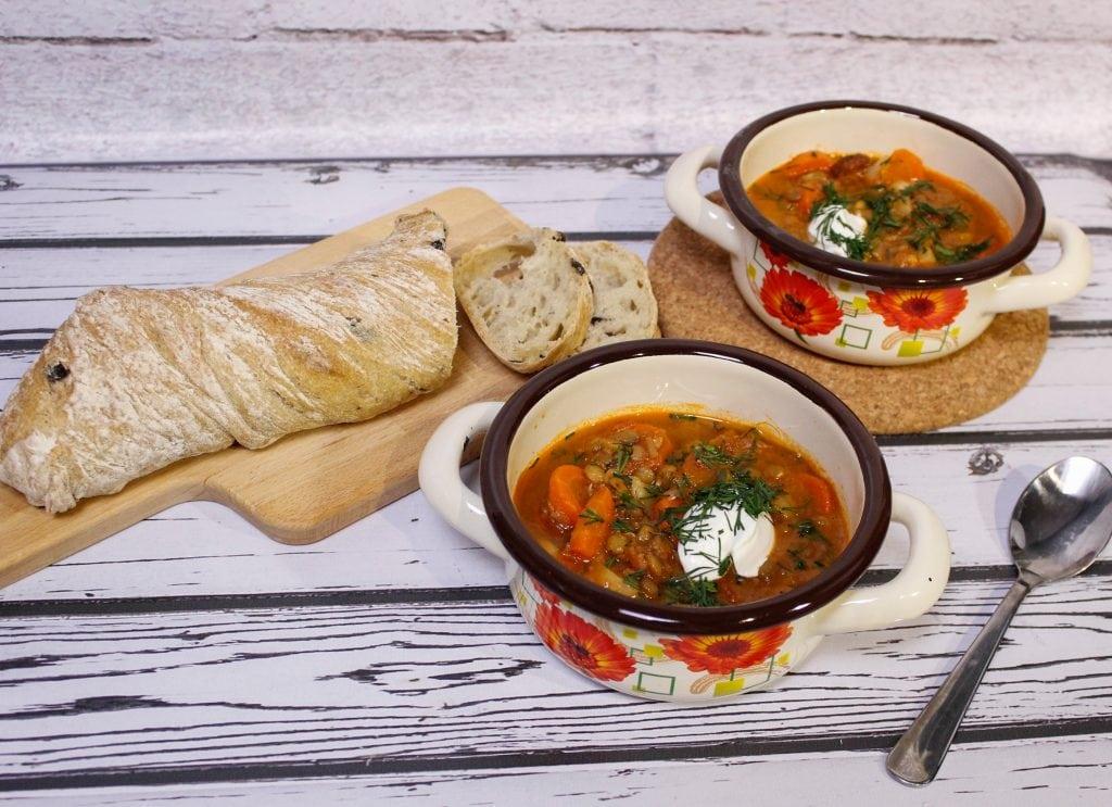 zupa na pikantnie