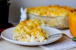 Mac & Cheese z serem żółtym