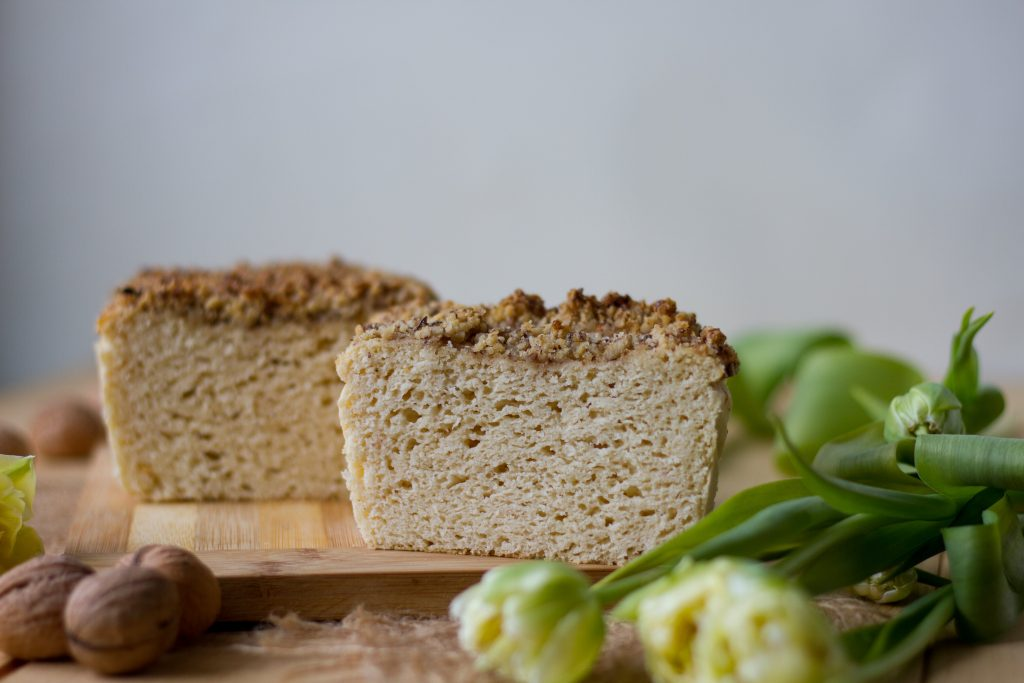 Gluten-free sourdough sweet bread