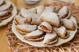 Bezglutenowe ciasteczka jabłkowe