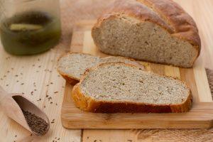 Chleb pszenno-żytni na soku z ogórków kiszonych