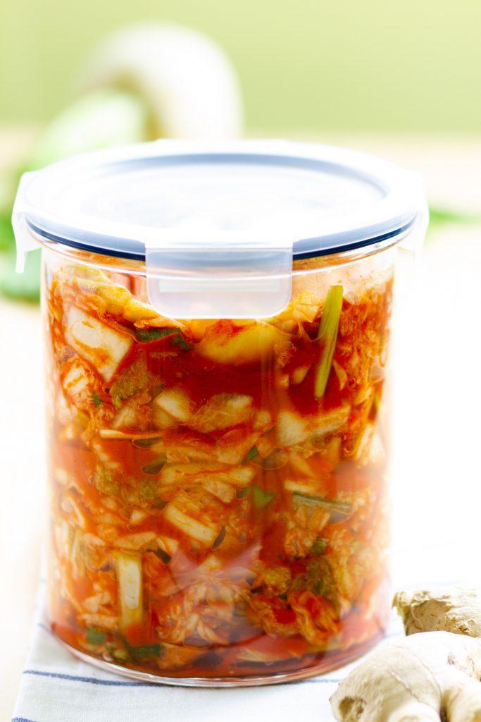 Kimchi z warzyw