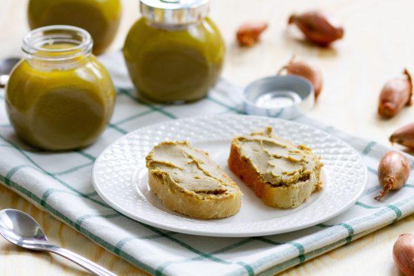 Foie gras pasztet